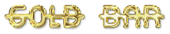 Font A. Lewis Gold Bar Logo Preview