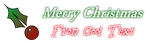 Font Arabic Typesetting Christmas Symbol Logo Preview
