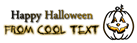 Font Arabic Typesetting Halloween Symbol Logo Preview
