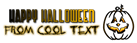 Font Armor Piercing Halloween Symbol Logo Preview