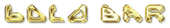 Font Backup Generation Gold Bar Logo Preview