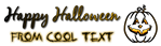 Font Blackjack Halloween Symbol Logo Preview