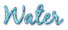 Font Blackjack Water Logo Preview