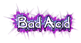 Font Blood Bad Acid Logo Preview