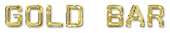 Font CPMono Gold Bar Logo Preview