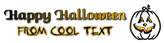 Font Caligula Halloween Symbol Logo Preview