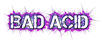 Font Capture It Bad Acid Logo Preview