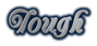 Font Carrington Tough Logo Preview