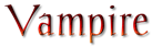 Font Chantelli Antiqua Vampire Logo Preview