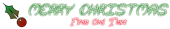 Font Claw Christmas Symbol Logo Preview