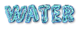 Font Comic Zine OT Water Logo Preview