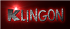 Font Comics Cartoon Klingon Logo Preview