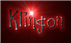 Font Cool Dots Klingon Logo Preview
