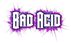 Font Crown Title Bad Acid Logo Preview
