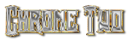 Font Crown Title Chrome Two Logo Preview