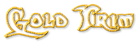 Font Dark Crystal Outline Gold Trim Logo Preview