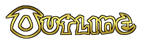 Font Dark Crystal Outline Outline Logo Preview