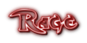 Font Dark Crystal Outline Rage Logo Preview