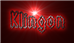 Font Darkside Klingon Logo Preview