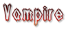 Font Darkside Vampire Logo Preview