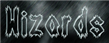 Font Darkside Wizards Logo Preview