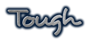 Font Desyrel Tough Logo Preview
