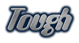 Font Digital Surf Tough Logo Preview