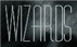 Font Diner Skinny Wizards Logo Preview