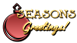 Font Dummies Seasons Greetings Logo Preview