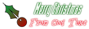 Font Fake Plastic Christmas Symbol Logo Preview
