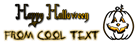 Font Fiddums Family Halloween Symbol Logo Preview