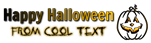 Font Francois One Halloween Symbol Logo Preview
