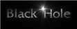 Font Friz Quadrata Black Hole Logo Preview