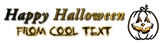Font Garamond Halloween Symbol Logo Preview