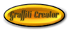 Font Gladifilthefte Graffiti Creator Button Logo Preview