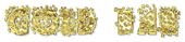 Font Glitter Font Gold Bar Logo Preview