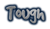 Font GoodDog Tough Logo Preview