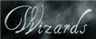 Font HenryMorganHand Wizards Logo Preview
