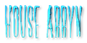 Font Horror Hotel House Arryn Logo Preview