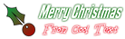 Font Kenyan Coffee Christmas Symbol Logo Preview