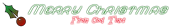 Font Kicking Limos Christmas Symbol Logo Preview