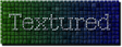Font Kingthings Xstitch Textured Logo Preview