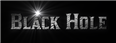 Font Kirsty Black Hole Logo Preview