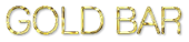 Font Lane Gold Bar Logo Preview