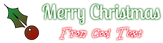 Font Lobster Christmas Symbol Logo Preview