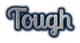 Font Lobster Tough Logo Preview