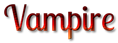 Font Lobster Vampire Logo Preview