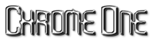 Font Love Bytes Chrome One Logo Preview
