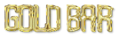 Font Love Bytes Gold Bar Logo Preview