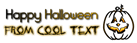 Font Love Parade Halloween Symbol Logo Preview